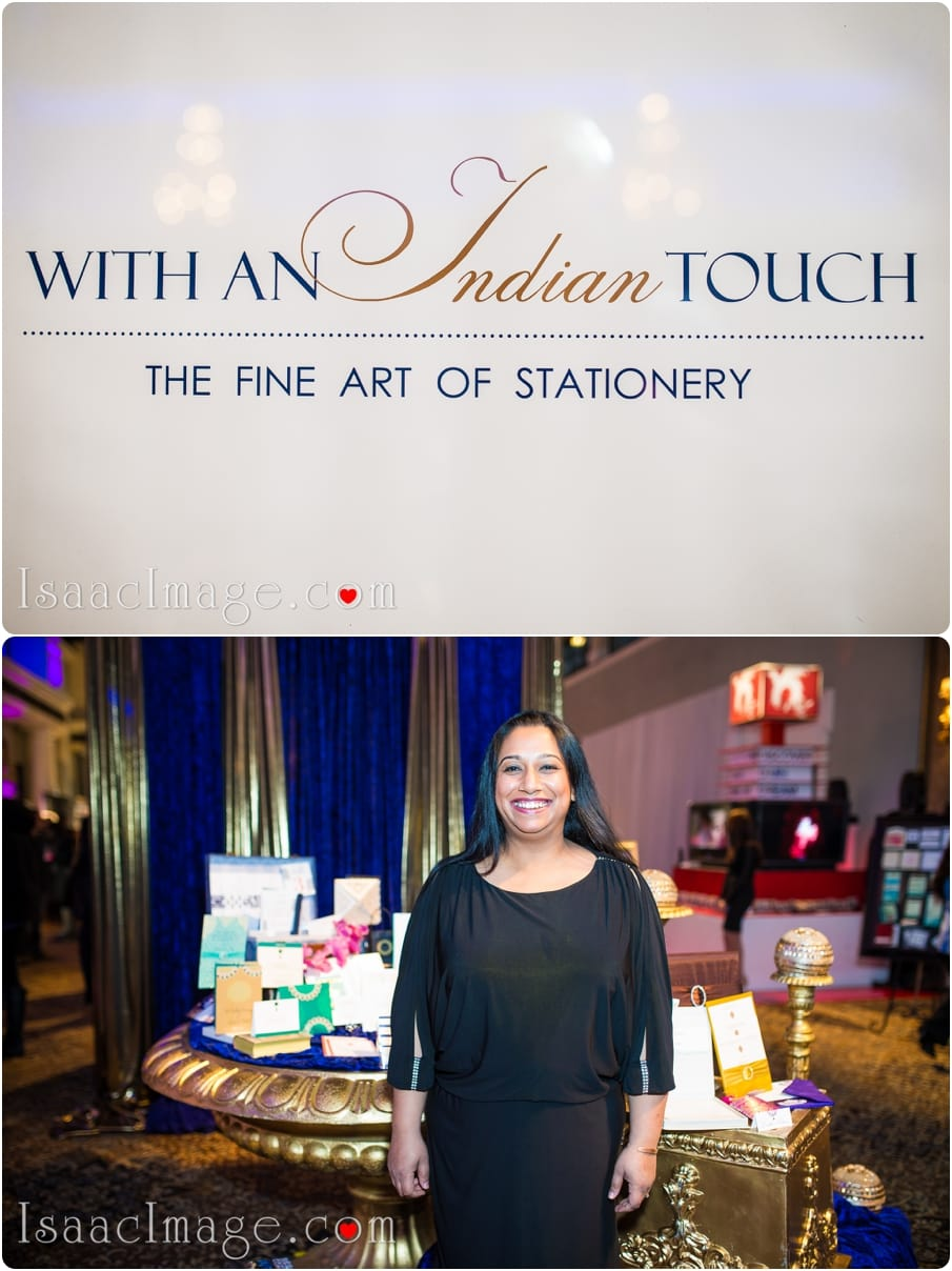 with an indian touch