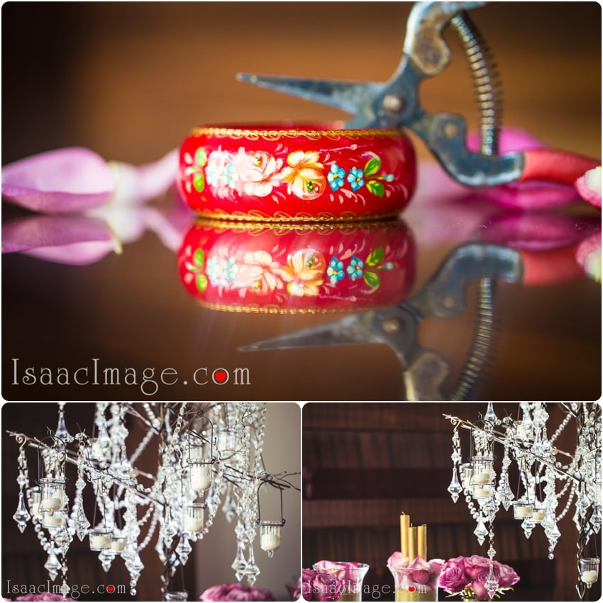Luxe wedding event design