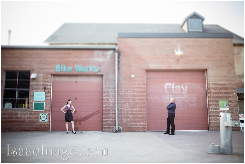 Brickworks Toronto Engagement