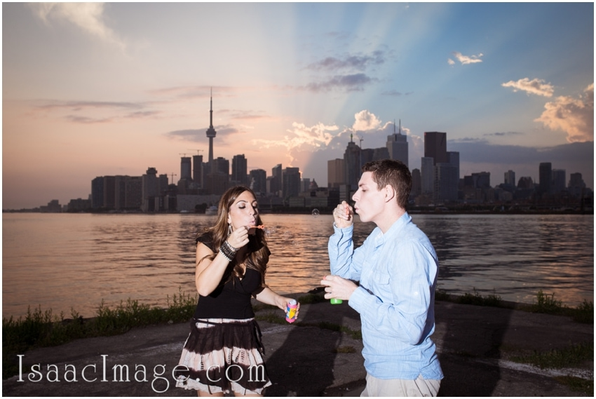 toronto engagement fun