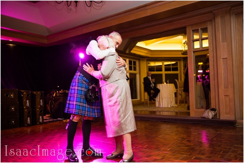 mother and son dance scottish wedding
