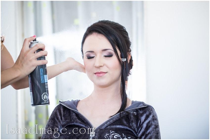 bridal makeup hair