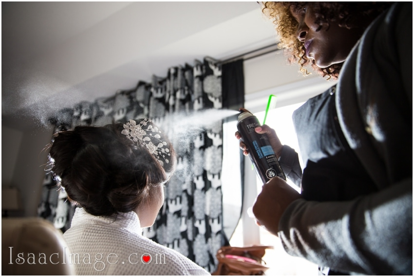 bridal make up hair