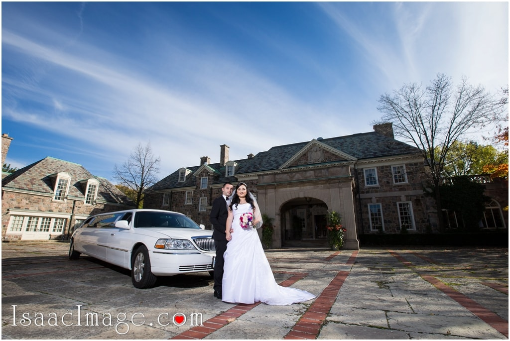 Bride and Groom Graydon Hall Manor