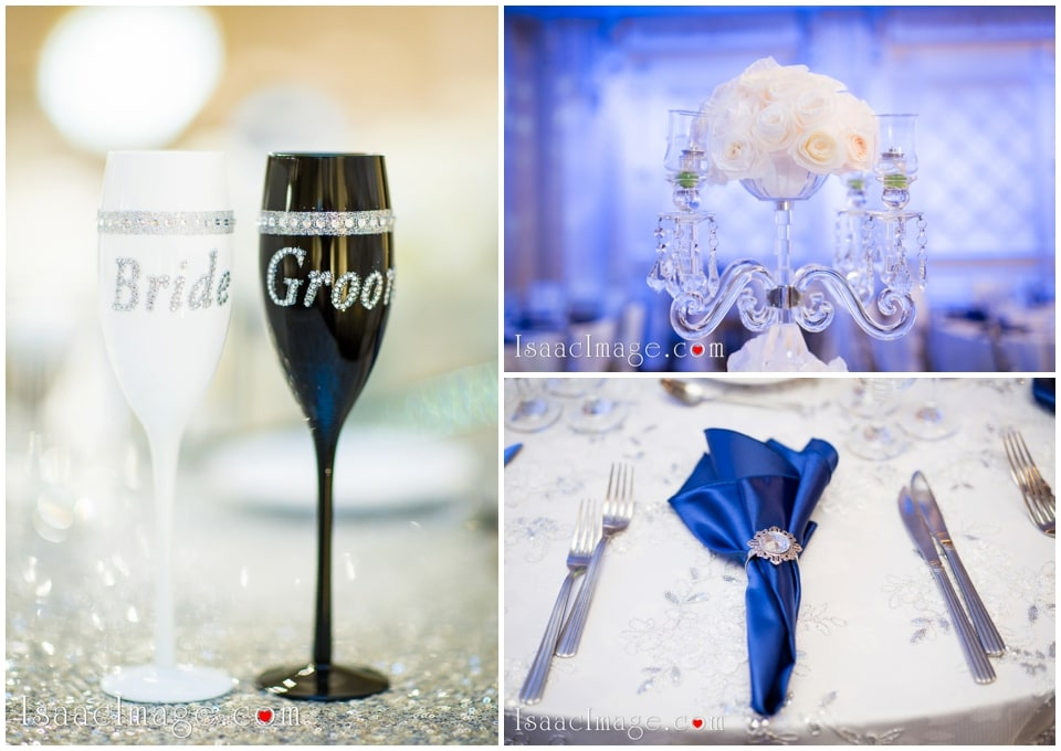 Toronto custom Wedding glasses