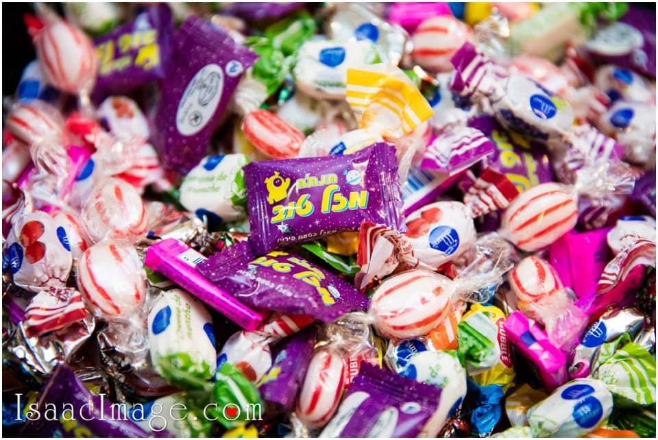 Toronto Bar Mitzvah candys