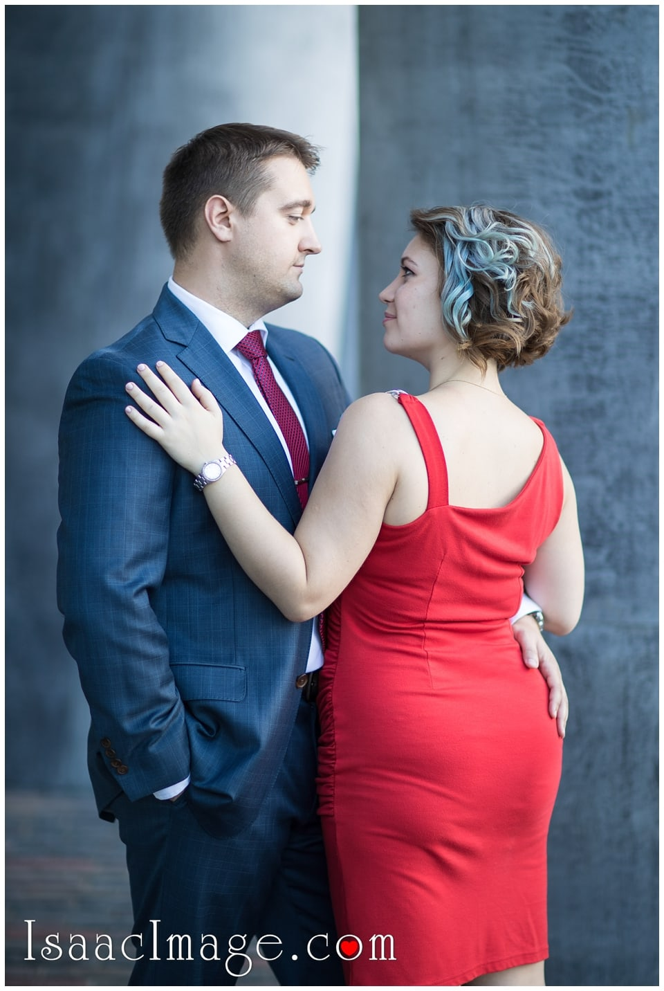 Distillery district Toronto engagement photo session Alexandra and Konstantine_0227.jpg